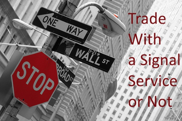 Trade Using Signals